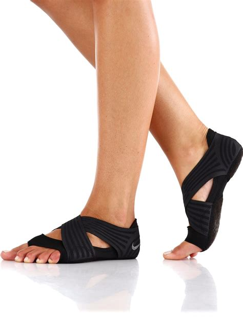 pilates slippers support for the almost barefoot workout