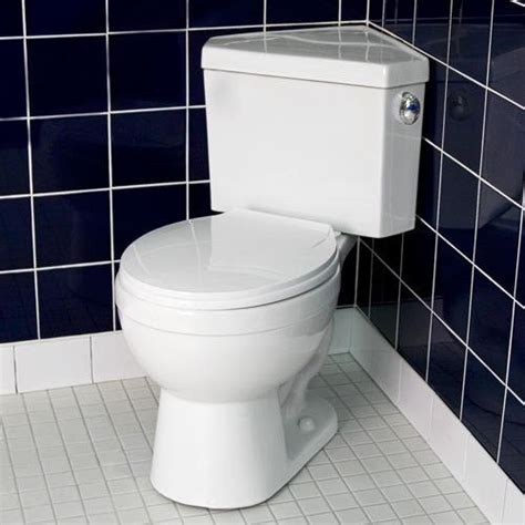 corner toilets for small bathrooms