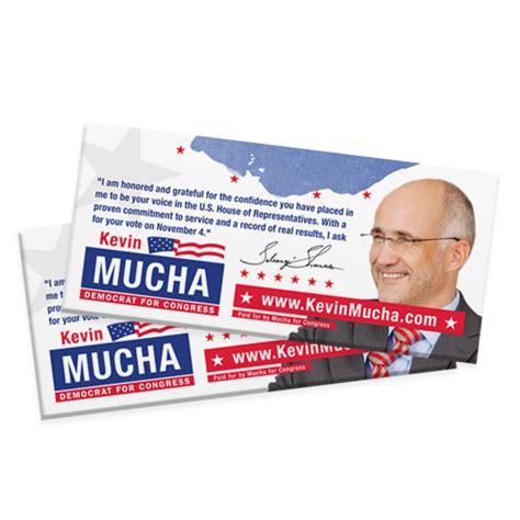 political postcard templates political door hangers custom door hanger printing