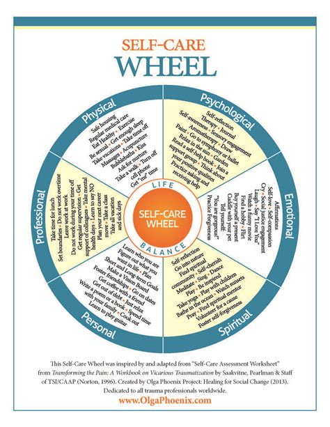 practicing presence simple self care strategies for teachers books the self care wheel pictures photos and images for