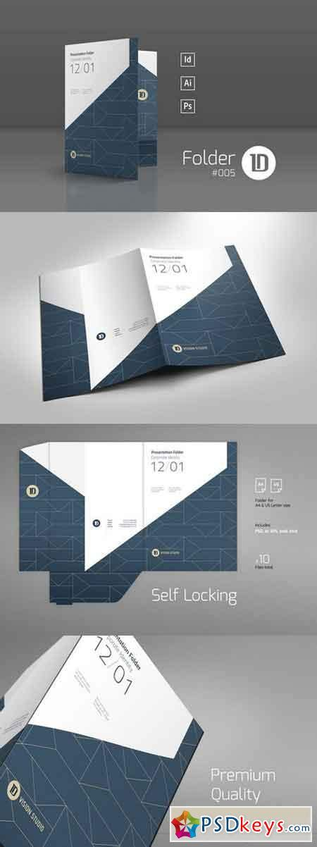 presentation folder template indesign presentation folder template 005 603882 187 free