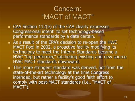 caa section 112 ppt the hazardous waste combustion hwc mact rule