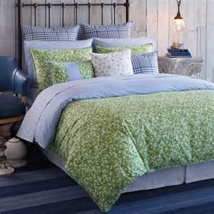 Green Duvet Tommy Hilfiger Hydrangea Petal Queen Comforter Set Shabby