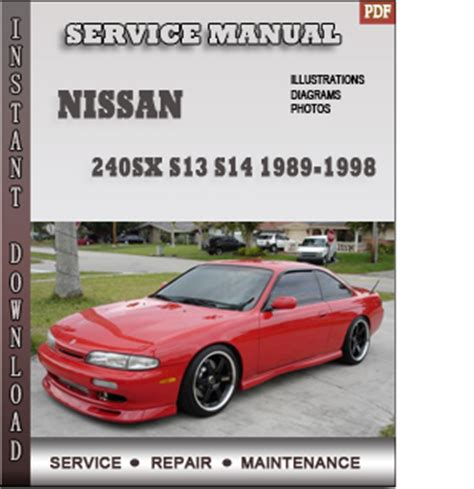 old car owners manuals 1995 nissan 240sx transmission control service manual 1996 nissan 240sx owners manual transmition drain and refiil 1995 nissan