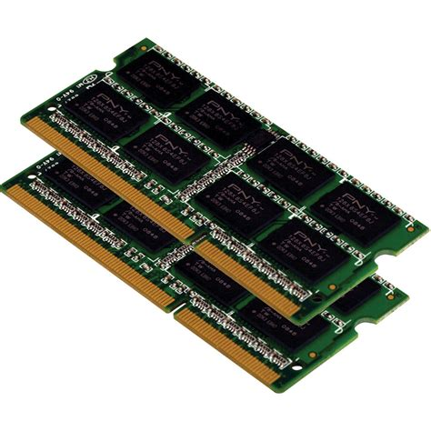 Ram Ddr3 Low Voltage Pc 12800 pny technologies 8gb 2 x 4gb ddr3 1600 mhz mn8192kd3 1600 lv