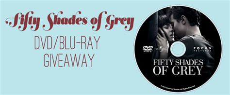50 Shades Of Grey Giveaway - fifty shades of grey giveaway that s normal