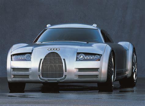 audi rosemeyer 2000 audi rosemeyer concept audi supercars