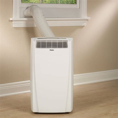 portable air conditioner for bedroom haier hwf05xcl l 5 000 btu compact mini room window air conditioner with mechanical