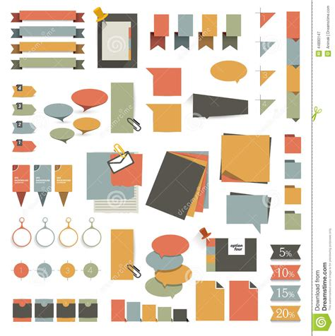 print or web color combinations stock image image collections of infographics stock vector image 44890147