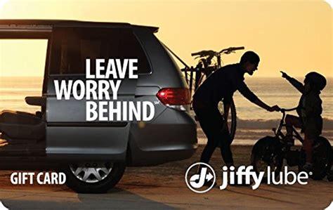 Jiffy Lube Gift Card Amazon - 10 off promo code jiffylube on spending 50 jiffy lube gift card by amazon