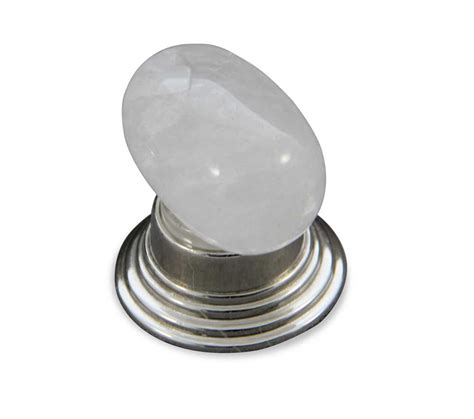 Knobs Are Us by Oval Cabinet Knob Elegance