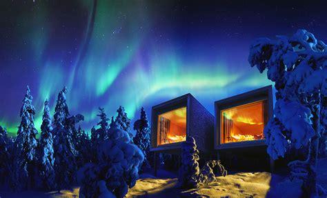 hotel under northern lights how to plan a romantic getaway in rovaniemi visit rovaniemi