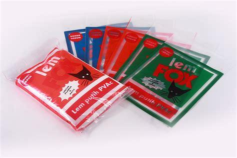 Lem Fox Kemasan Plastik Order Surya Indah Plastik