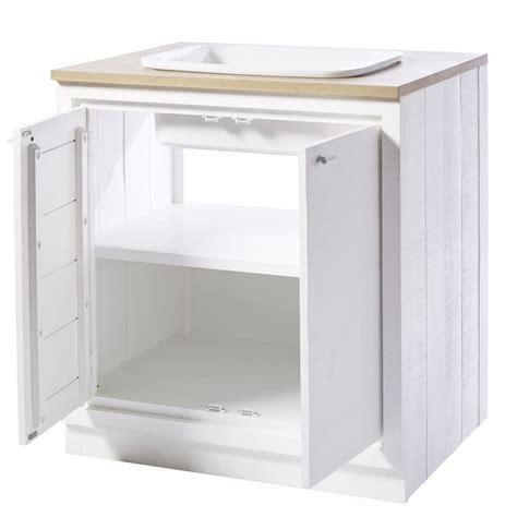 mobile cucina lavello mobile basso da cucina con lavello a 2 ante bianco embrun