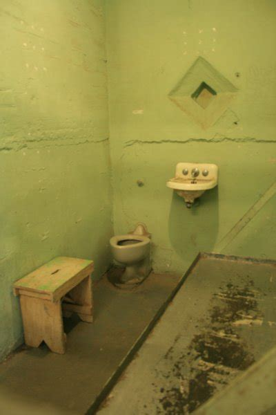 death row prison cell photo