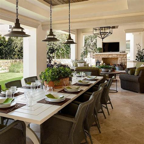 Outdoor Dining Rooms Stunning Outdoor Dining Room 25 Best Ideas About Outdoor