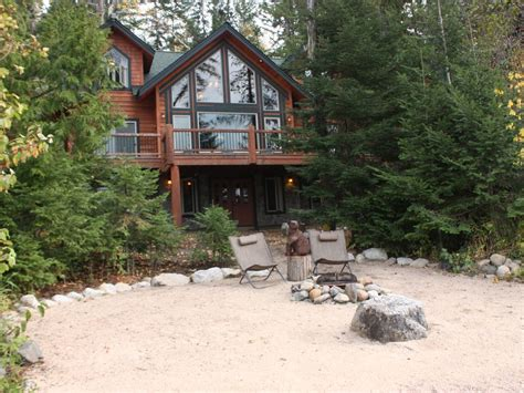 Priest Lake Rental Cabins by Huckleberry Bay Vacation Rental Vrbo 351926 4 Br