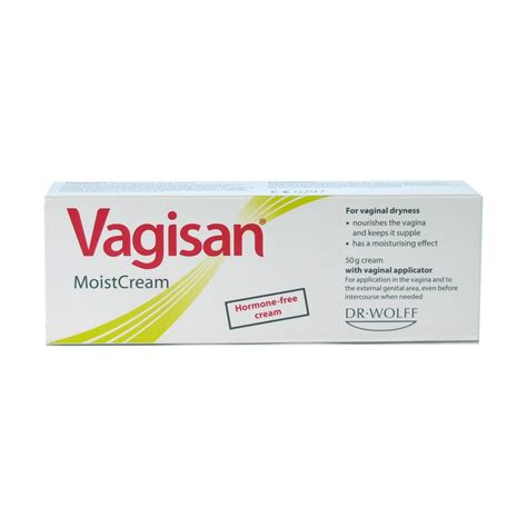 Buy Shower Bath vagisan moisturising cream 50g buy 2 or more to save