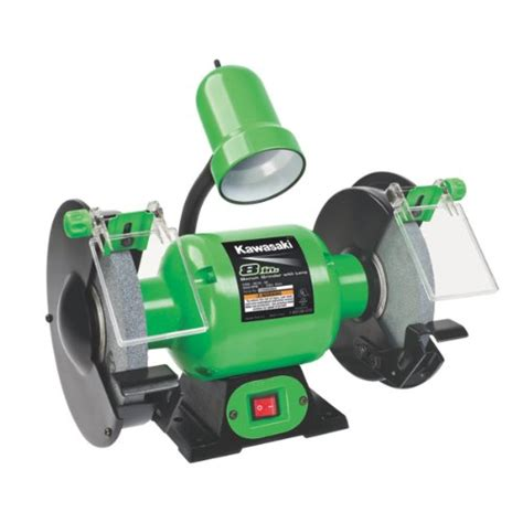 best 8 inch bench grinder for cheap kawasaki 841229 green 8 inch bench grinder usa