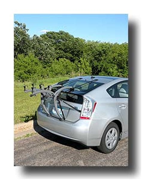 Bike Rack For Prius 2010 by Bicycle Rack Solution 2010 Prius Priuschat