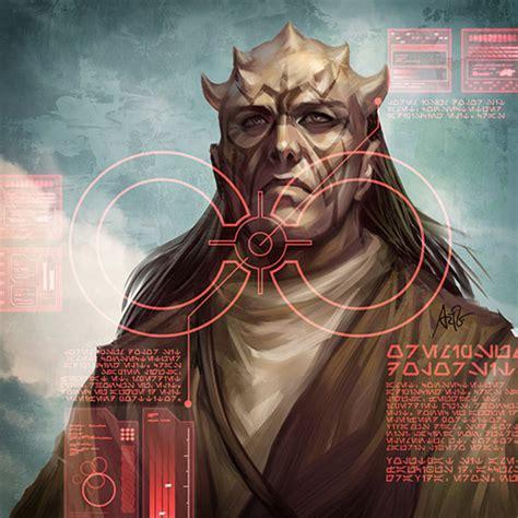Image - Zabrak SWGTCG.jpg | Wookieepedia | FANDOM powered ... Zabrak Jedi And Sith