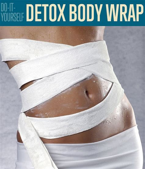 How To Detox Wrap At Home by Diy Detox Wrap Diy Projects Craft Ideas How To S