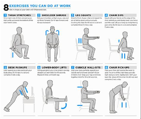 Exercises To Do At The Desk by Office Stretches To Do At Your Desk Hostgarcia