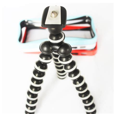 Tripod Holder portable tripod stand holder for apple iphone 4 5s 5c 5 6s 6 ipod ebay