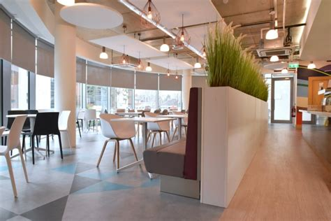 office canteen design cartrawler canteen by the building consultancy dublin