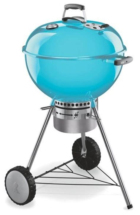 Grille Blues by A Turquoise Weber Charcoal Bbq I Need To Find This In