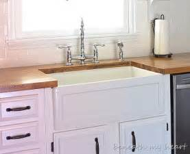 Fireclay farmhouse sinks durability and quality beneath my heart