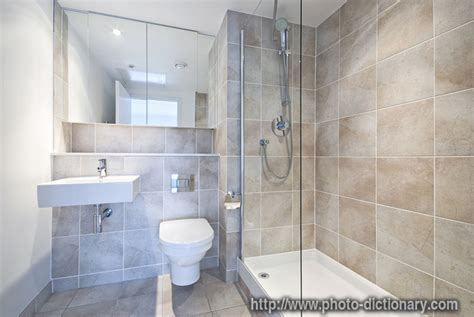 Shower Definition En Suite Bathroom Photo Picture Definition At Photo