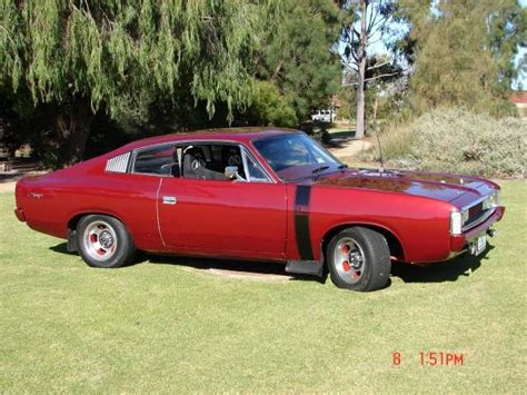 wa charger club 1971 vh charger owned by richard randall members cars