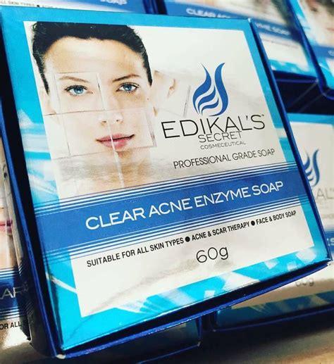 Acne Clear Soap By Secret 4 Sabun Jerawat Badan 29 clear acne enzyme soap by edikal s s end 3 16 2019 1 08 am