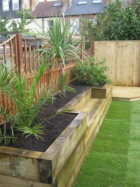 raised flower gardens best 25 raised garden bed design ideas on