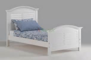 White Twin Beds For Girls » Ideas Home Design