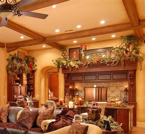 picture your life in tuscany in a mediterranean style home 136 best images about top it off decor on pinterest how