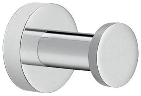modern bathroom hooks modern chromed brass bathroom hook contemporary