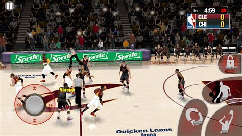 nba 2k14 android preview in nba 2k15modded