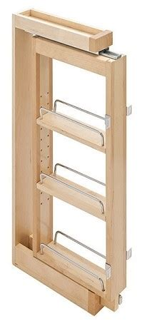 9 inch spice rack cabinet pull out spice rack kitchen cabinet storage 3 quot