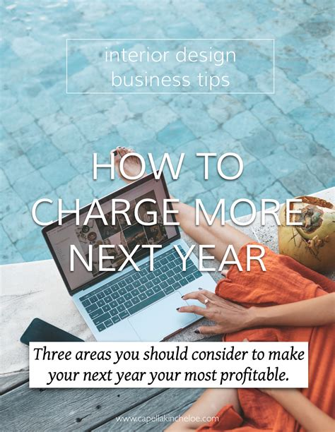 charge   year interior design business