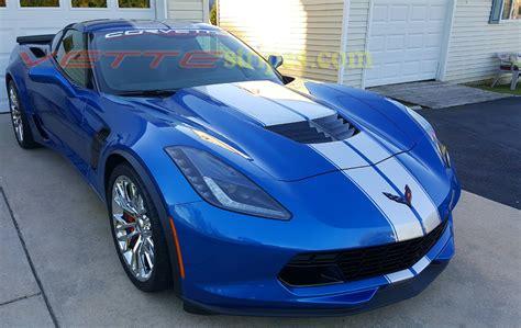 corvette stripes c7 corvette z06 gm racing stripe 2 vettestripes