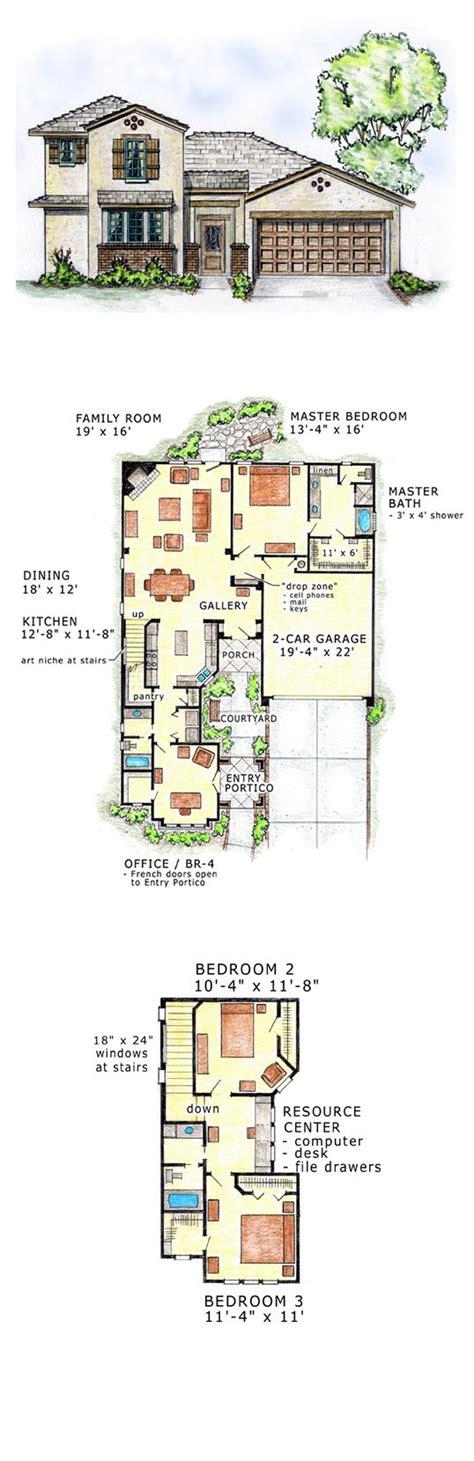 home design concept lyon 9 southwest house plan 56527 total living area 2185 sq