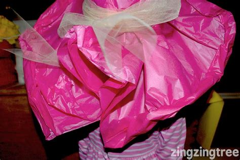 How To Make Tissue Paper Hats - this tissue paper hat is all about kid made simple style
