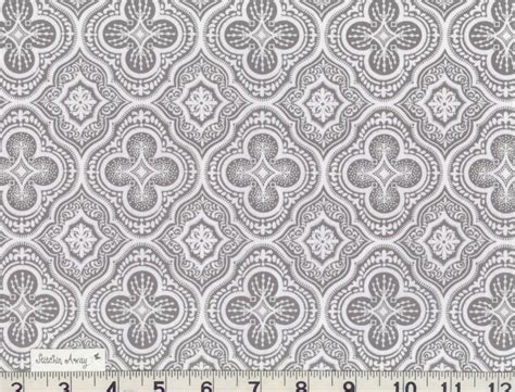 Gray Quilting Fabric by Morracan Quilting Fabric 100 Cotton Gray Aqua Lime