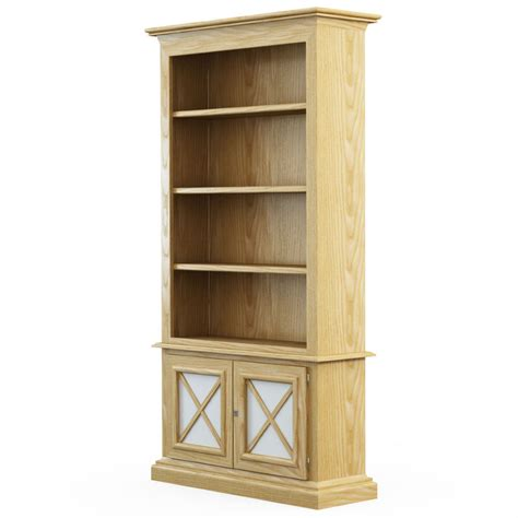 bookcase costantini 3d model max cgtrader