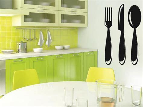 駘駑ents muraux cuisine stickers muraux 25 id 233 es originales pour d 233 corer la cuisine