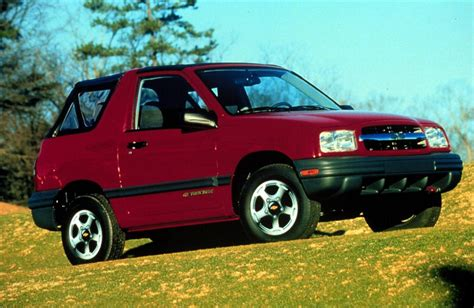 if tracker 1999 chevrolet tracker pictures history value research