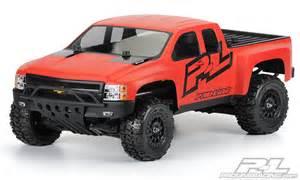 pro line chevy silverado hd rc truck stop