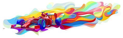 imagenes abstractas de colores ilustraciones editoriales hechas con olas de colores